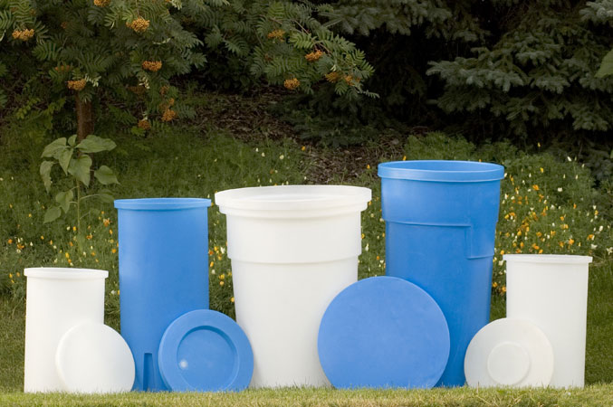 Barrells and Bulk Fluid Containers